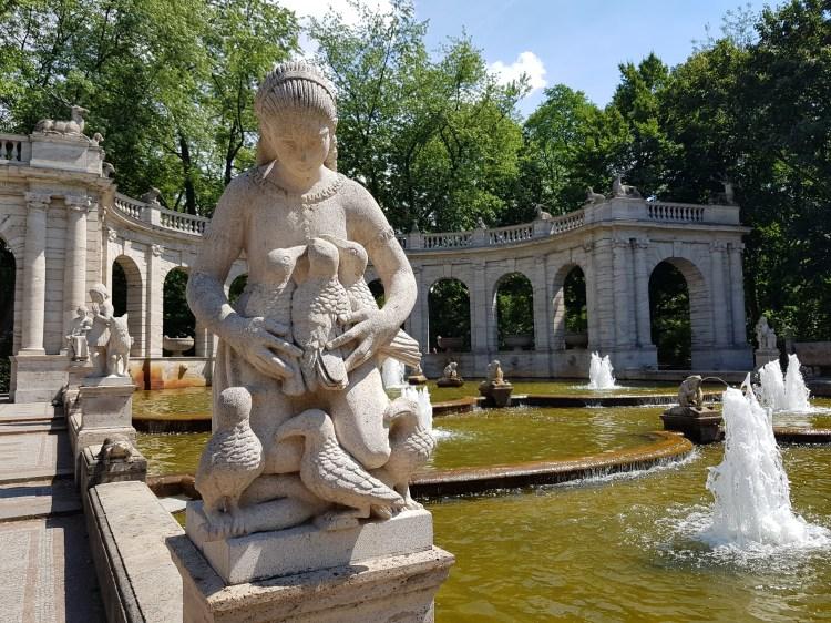 Märchenbrunnen, Volkspark Friedrichshain, Berlin
