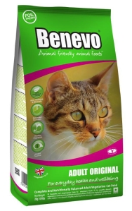 vegan cat food