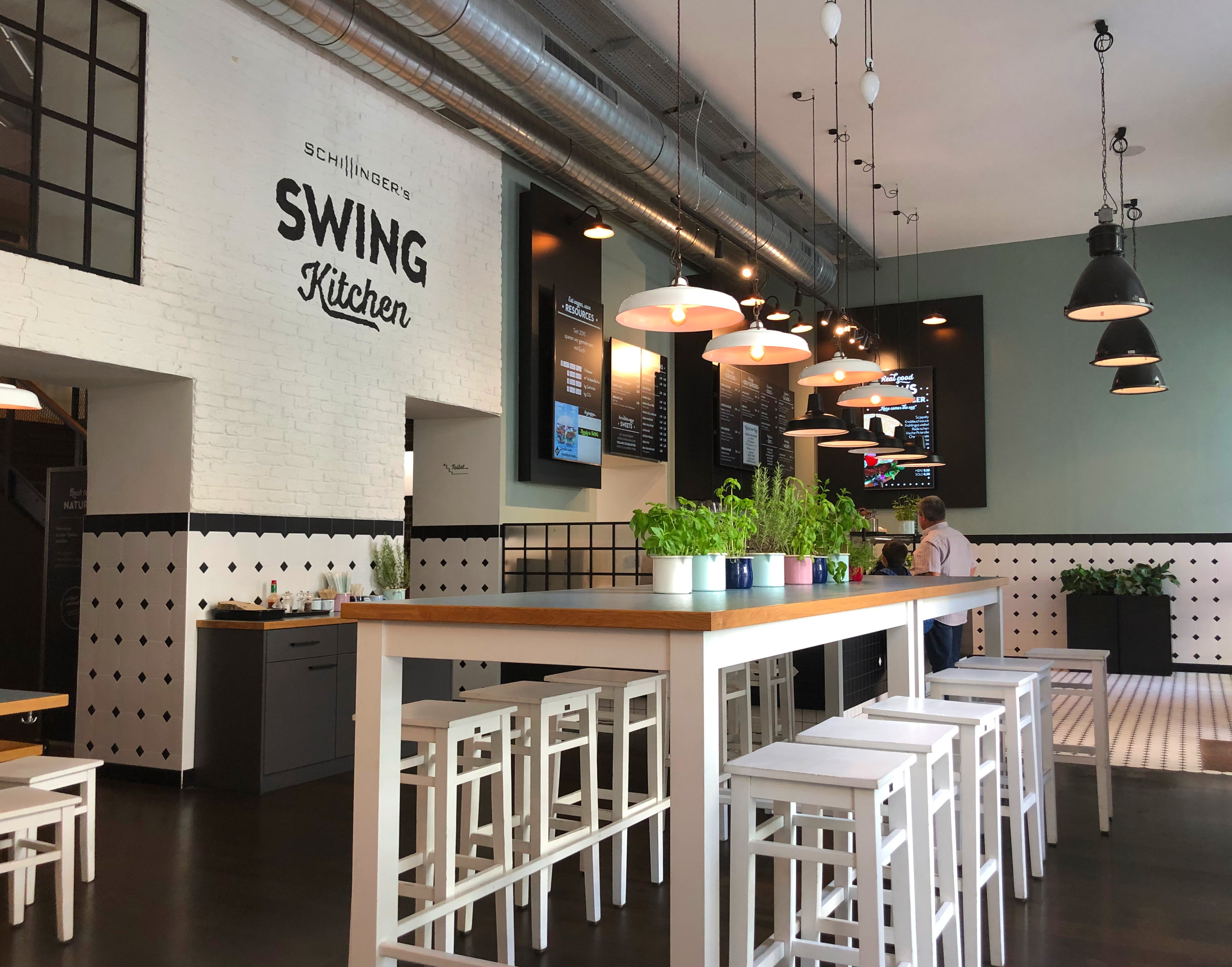 Schillinger's Swing Kitchen Graz
