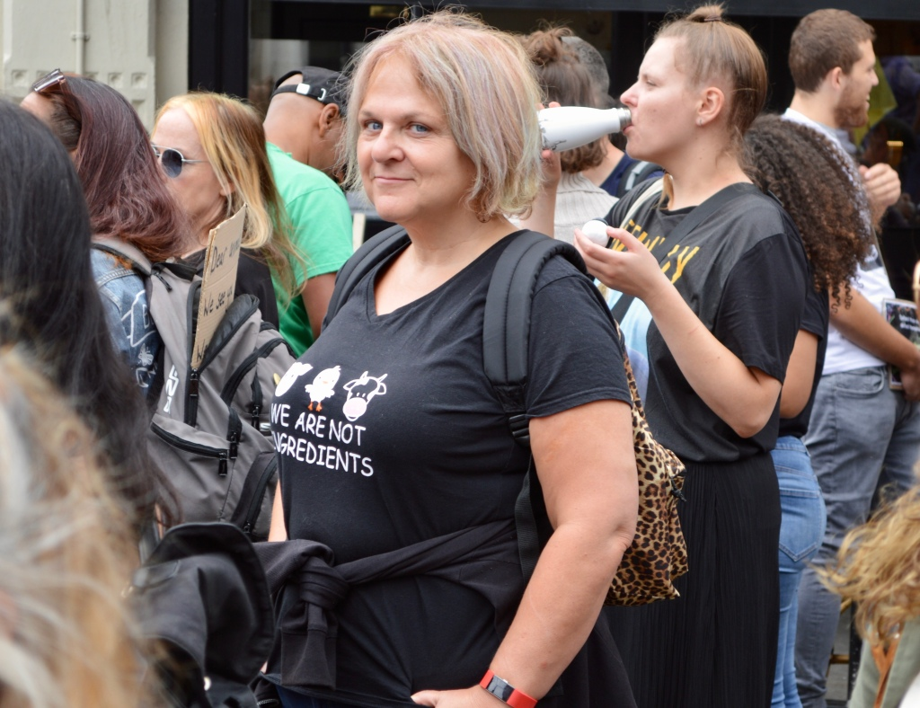 National Animal Rights March 2021, London